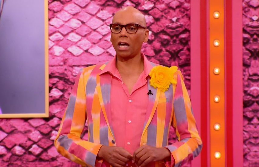 RuPaul on RPDR