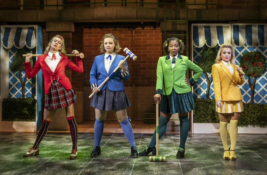 REVIEW: Heathers the Musical is a murderous, camp romp that you can't help  but love