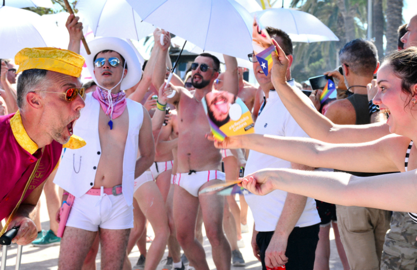 Sitges Travel Guide Telegraph homophobia