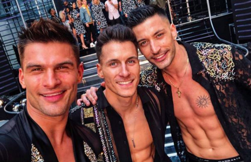 Strictly Come Dancing will feature same-sex dancing in a pro dance | Instagram