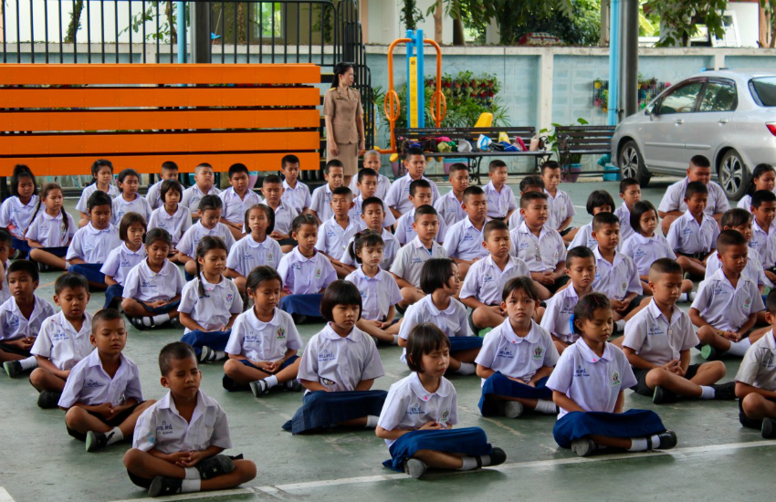 A school in Thailand (Photo: pxhere)