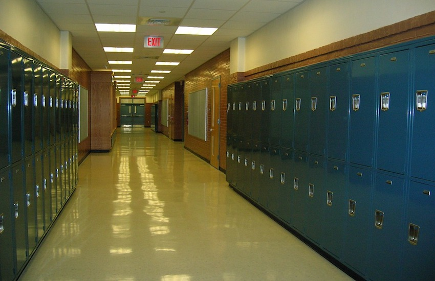 A trans student in Virginia was left alone during a safety drill after being banned from both the girls' and boys' locker rooms