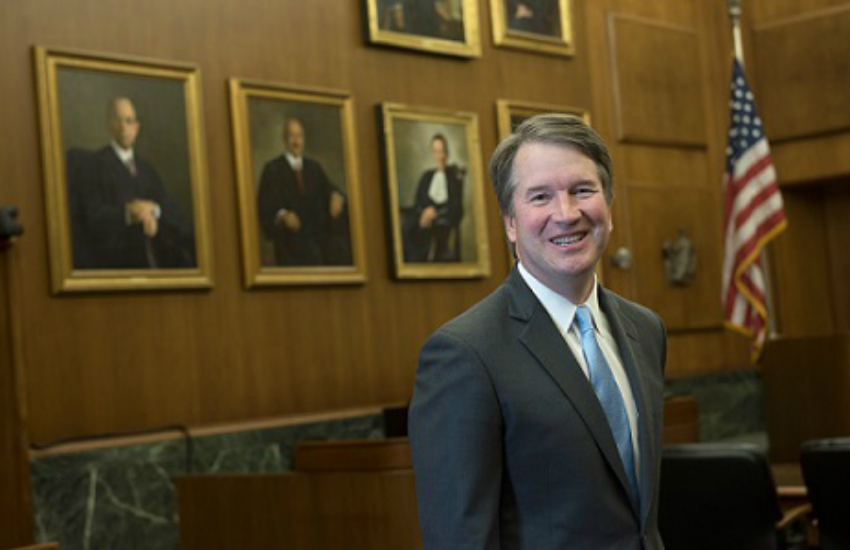 Judge Brett Kavanaugh was confirmed to the Supreme Court by a 50-48 vote