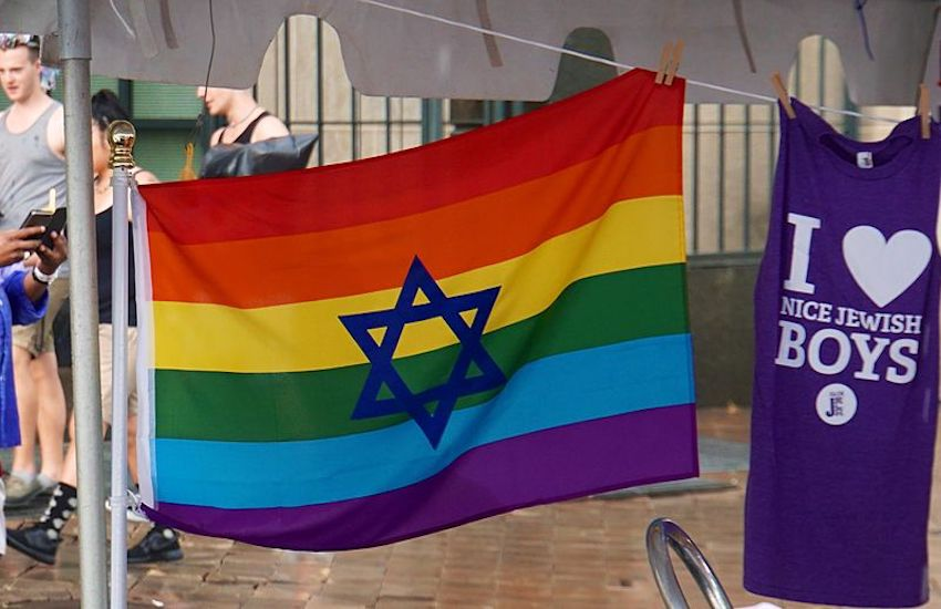 Kehilat Ahavat Yisrael is a new Orthodox synagogue that's welcoming to LGBTI Jews