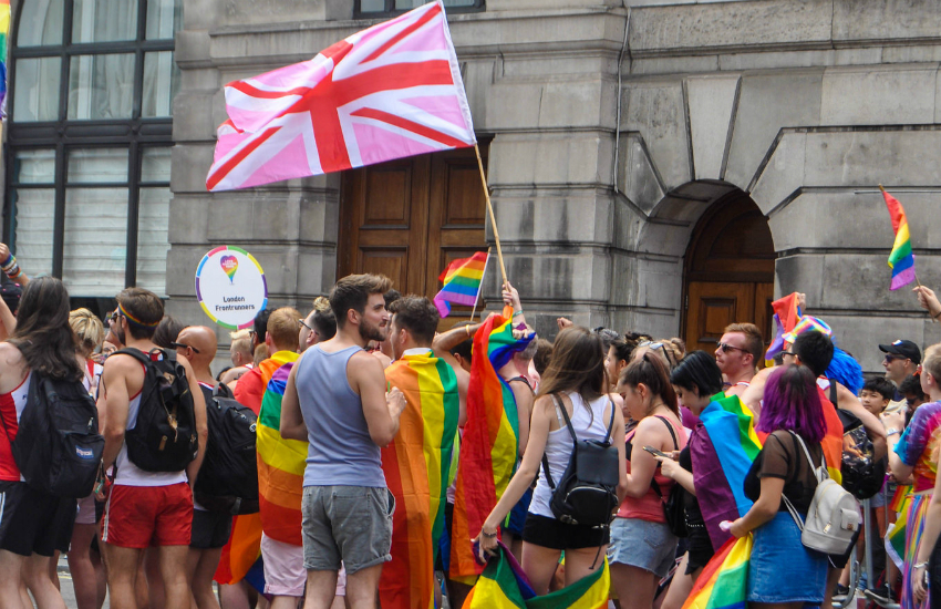 Majority of LGBTI people support a People's Vote
