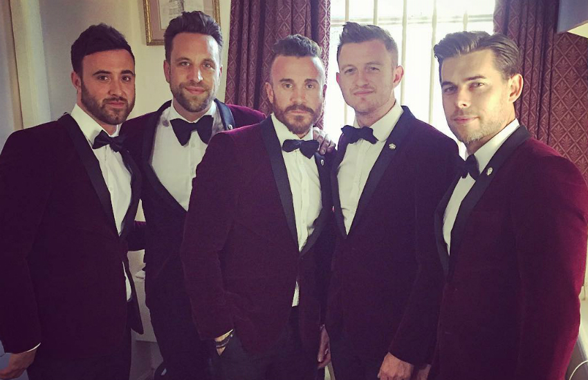 Timmy Matley the Overtones death