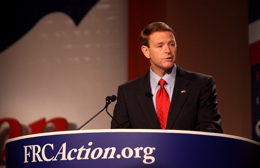 Religious freedom and anti-LGBTI figure Tony Perkins