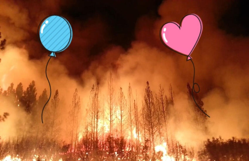 A gender reveal party resulted in a 47,000 acre forest fire in Arizona