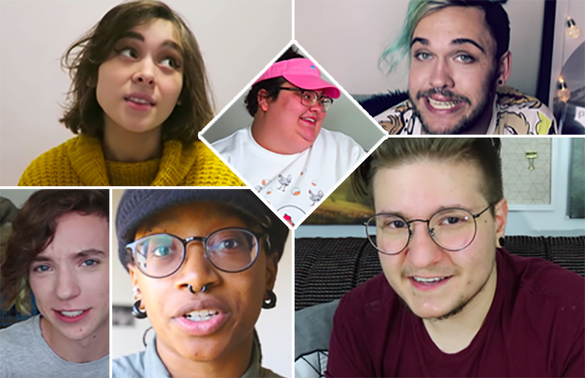 Asexual YouTubers