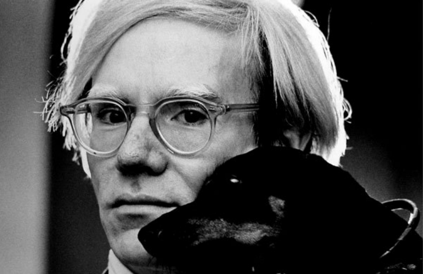 A huge Andy Warhol exhibit is opening at The Whitney Museum