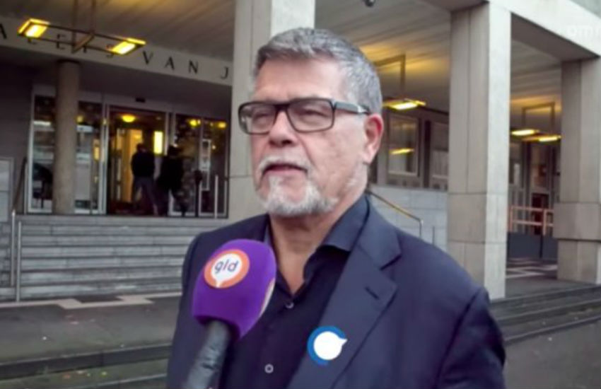 Emile Ratelband wants to legally identify as 20 years younger