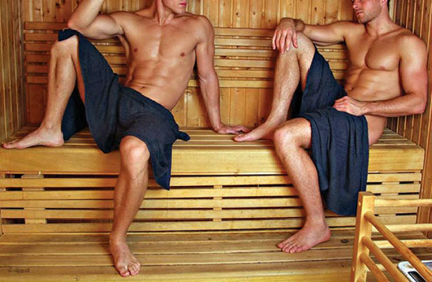 A trans man was kicked out of a gay sauna | Flickr