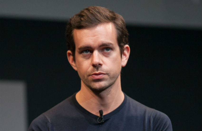 Jack Dorsey is the co-founder and CEO of Twitter