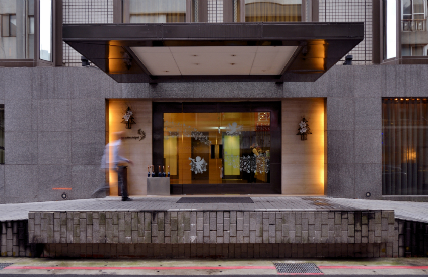 Les Suites Da An is in the heart of Taiwan's capital, Taipei (Photo: provided)