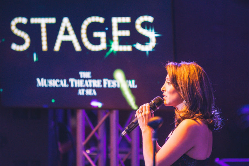 Experience what it was like on Stages cruise, the only musical theatre festival on water | Stages/Floating Festivals