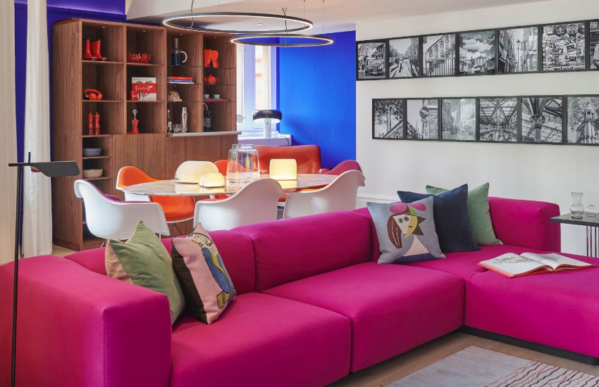 The (ANDAZ)RED Suite | Photo: Andaz London Liverpool Street