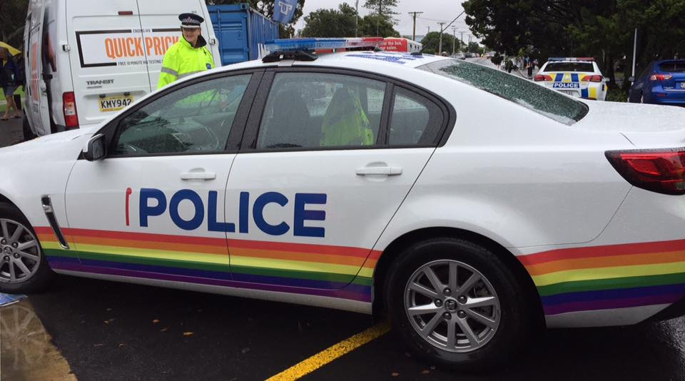 auckland police refuse to attend pride