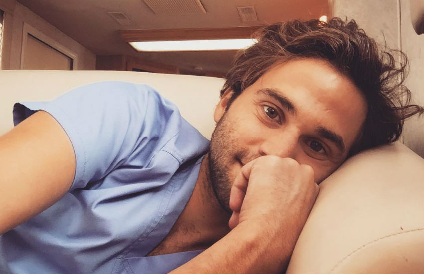 Grey's Anatomy actor Jake Borelli