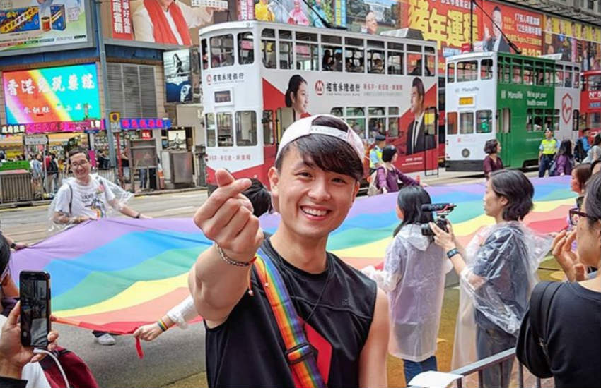 Hong kong gay photos
