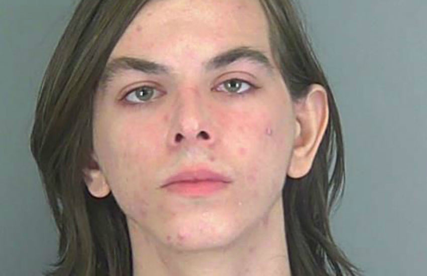 18-year-old Jonathan Logan-Guy Radford was charged with making a bomb threat
