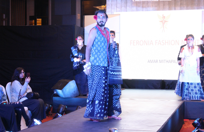 The Feronia Fashion Night showcased androgynous fashion by established and up and coming designers (Photo: Provided)