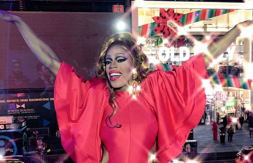 Jasmine Masters Christmas 2020 Jasmine Masters reveals she walked off Drag Race set because of