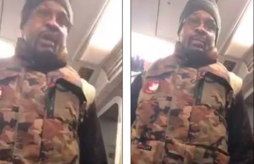 This man allegedly broke a woman's spine during a homophobic attack on the NYC subway