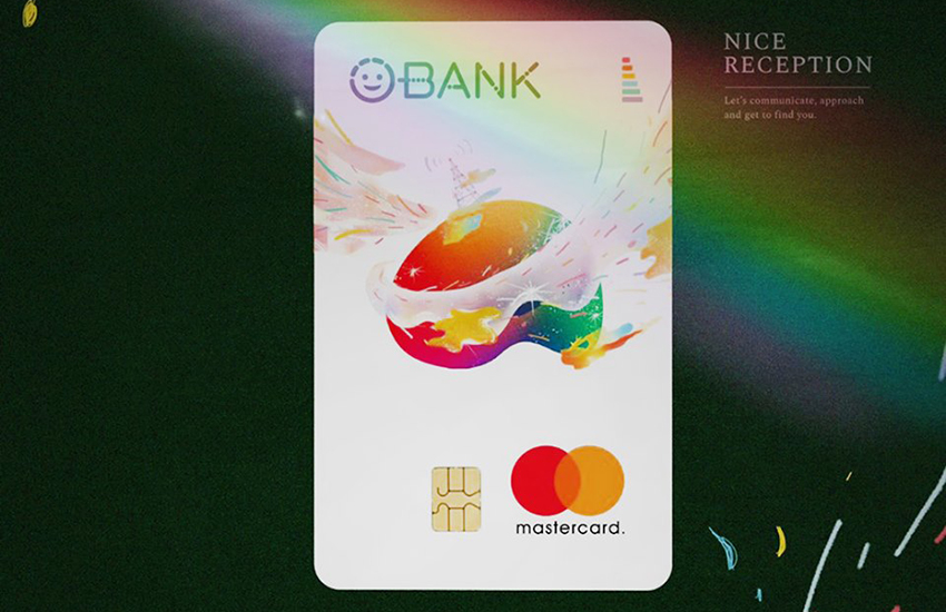 Taiwan's O-Bank released the rainbow credit card after the equal marriage referendum defeat (Photo: Facebook)