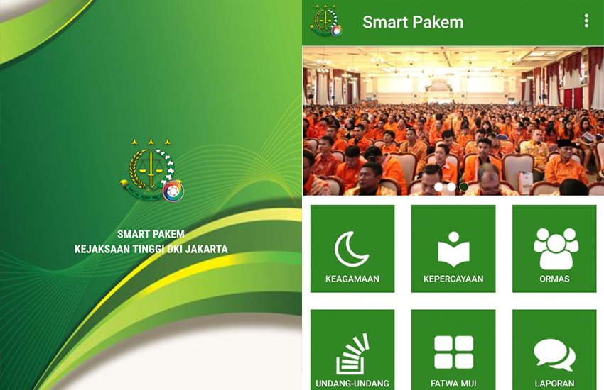 Indonesia heresy app Smart Pakem (Photo: Google)