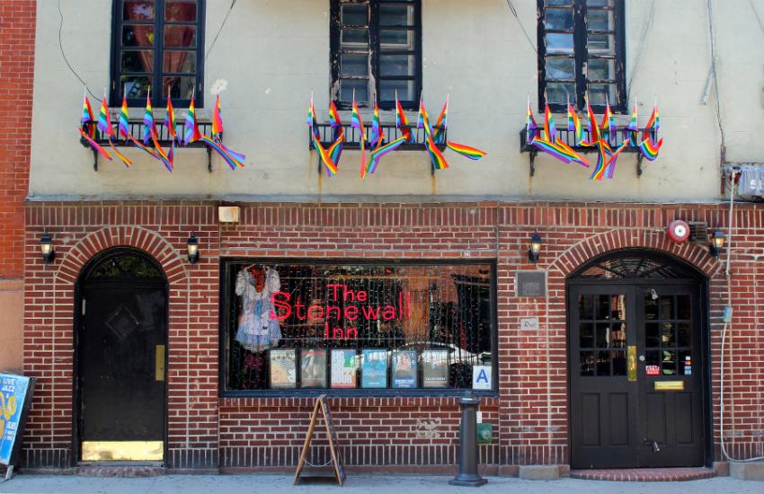 The Stonewall Inn in Greenwich
