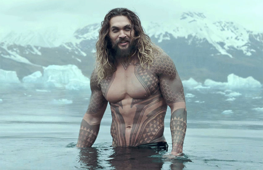 Jason Momoa in Aquaman | Photo: Warner Bros. Pictures