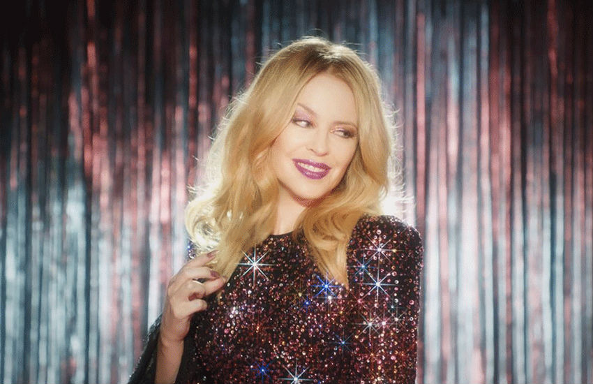 Kylie in the video for Dancing | Photo: BMG