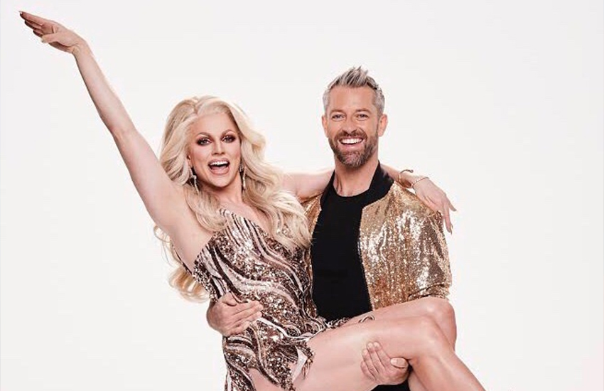 Courtney Act to appear on Dancing with the Stars Australia (Photo: Instagram)