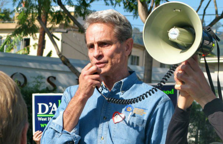 Ed Buck, an LGBTI activist and Democratic donor