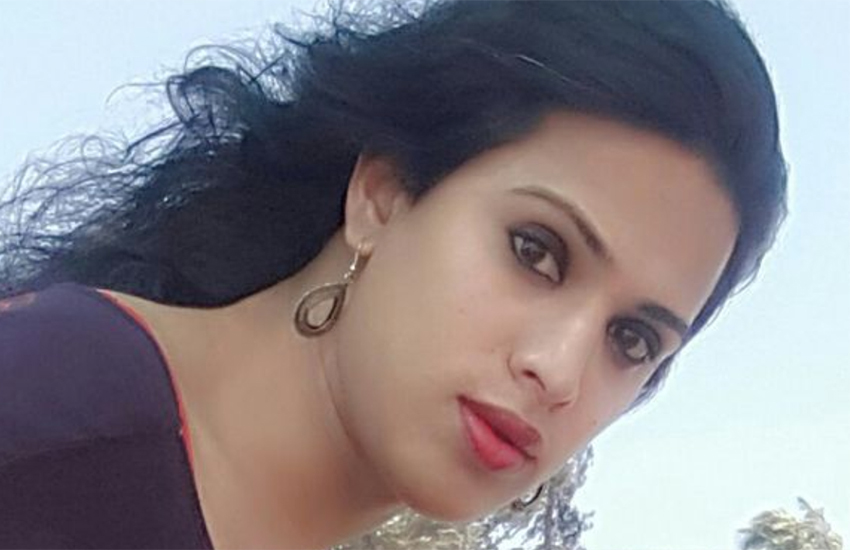 Indian trans woman Shane Anthony Mills (Photo: Twitter)
