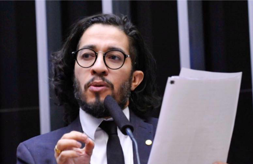 Brazil's only openly-gay lawmaker (Photo: Facebook)