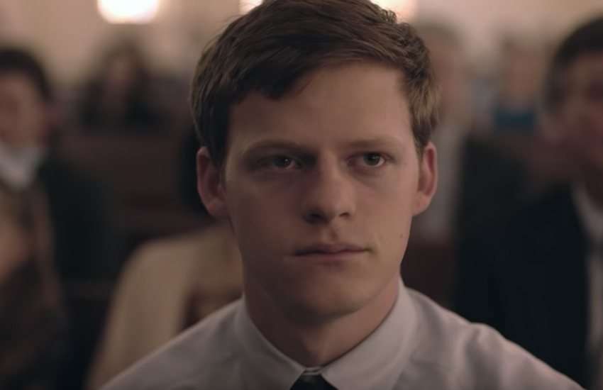 Lucas Hedges Boy Erased conversion therapy pastor christian