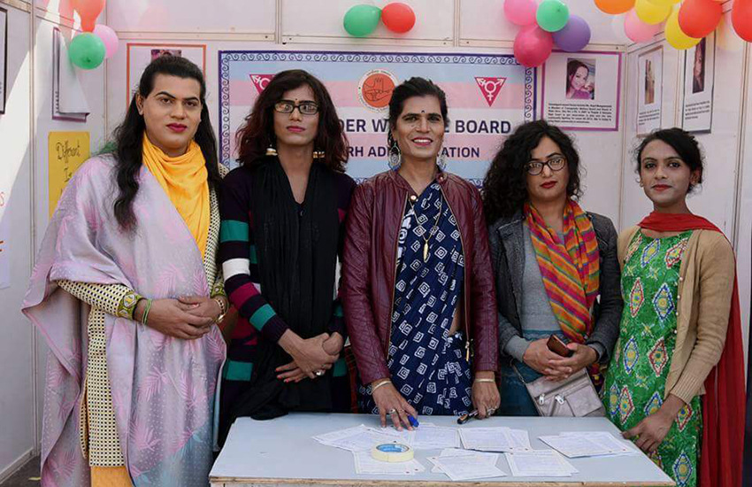 Members of Chandigarh's transgender welfare board advised the university (Photo: Facebook)