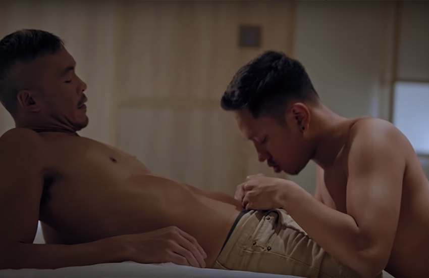 People Like Us follows the lives of four gay men in Singapore (Photo: YouTube)