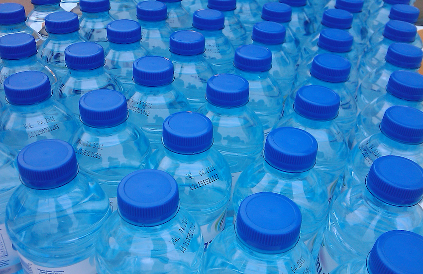 A University of Edinburgh student compared buying single-use plastic water bottles to bigotry like homophobia