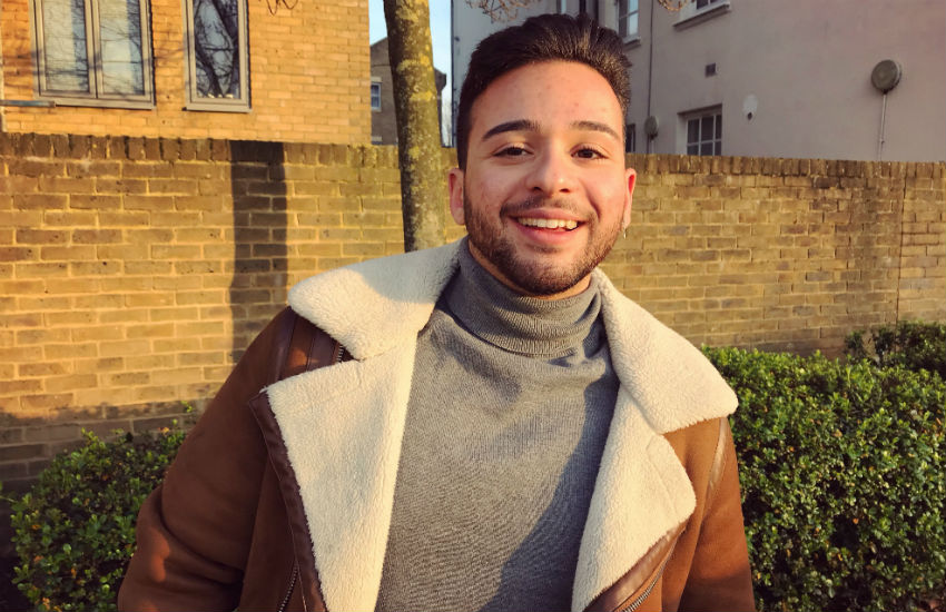 Alex Protopapa is a fan of going out on the gay scene in London and elsewhere