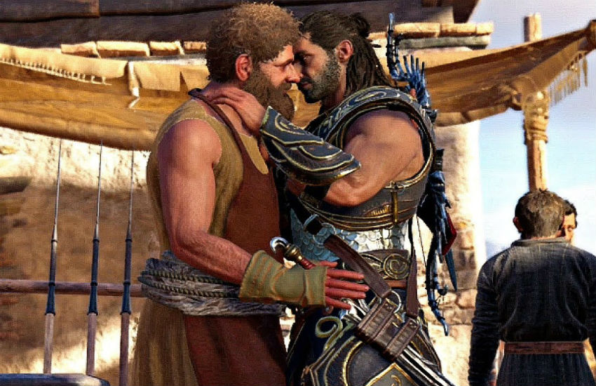 Assassin's Creed Odyssey from Ubisoft
