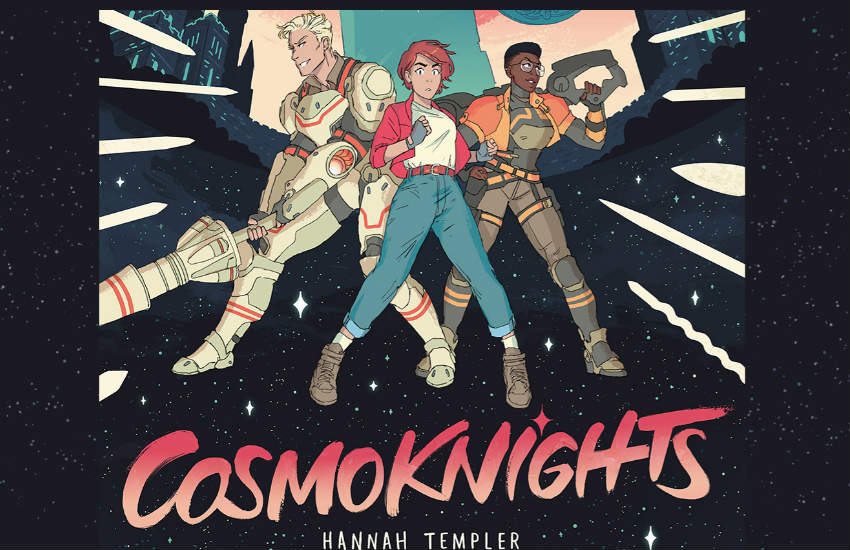 Cover of Cosmoknights