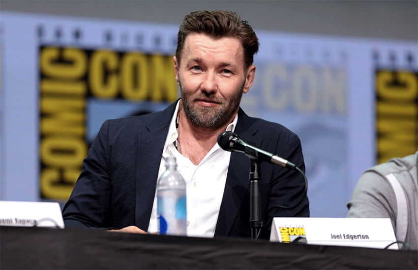 Joel Edgerton | Photo: Wiki