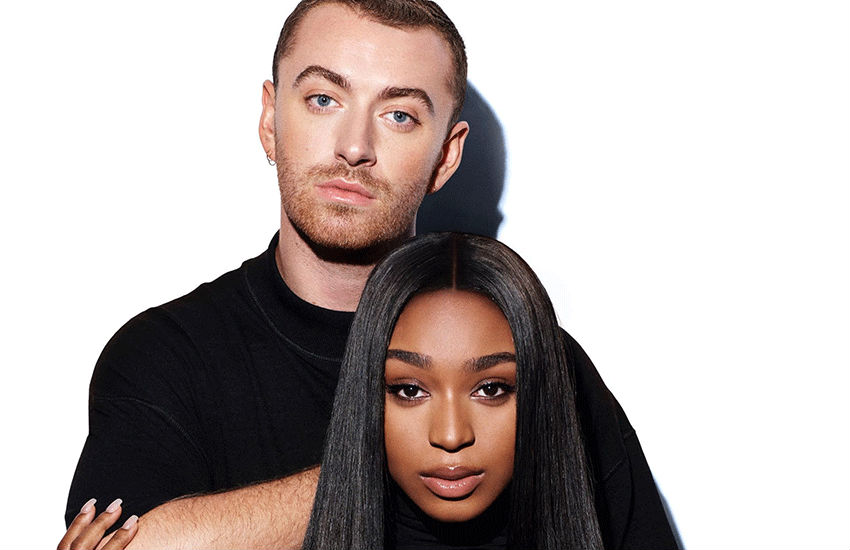 Sam and Normani | Photo: Steve Schofield