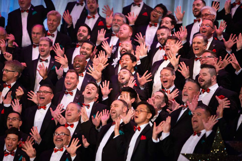 Gay Men's Chorus of Los Angles hit by #MeToo scandal | Photo: Facebook