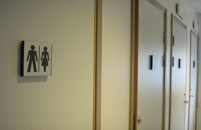 The ICC is updating their building codes to require an accessible restroom for all