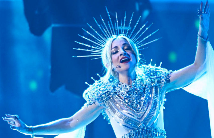 Kate Miller-Heidke will be Australia's entrant for Eurovision 2019