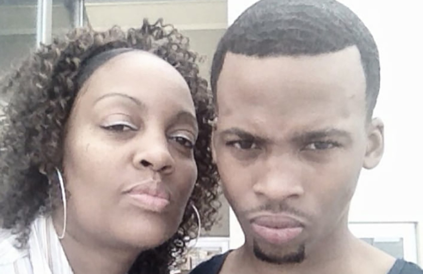 LaTisha Nixon and her son Gemmel Moore who died at the home of Ed Buck (Photo: Facebook)