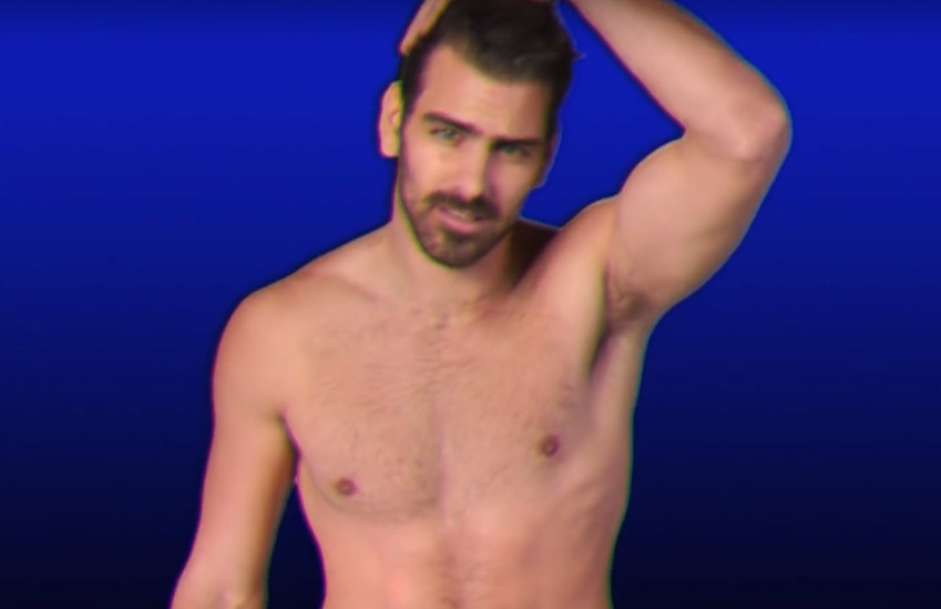 Nyle DiMarco in a Full Frontal with Samantha Bee clip